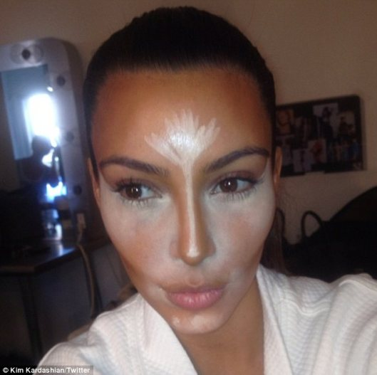 highlighter Kim